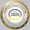 deutsche gutachterauskunft logo